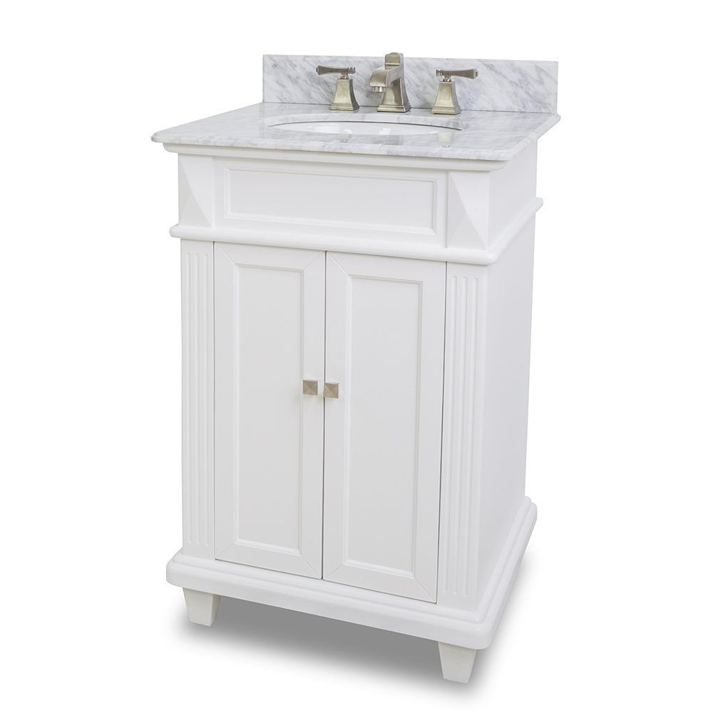 18 inch bathroom vanity (with images) | white vanity