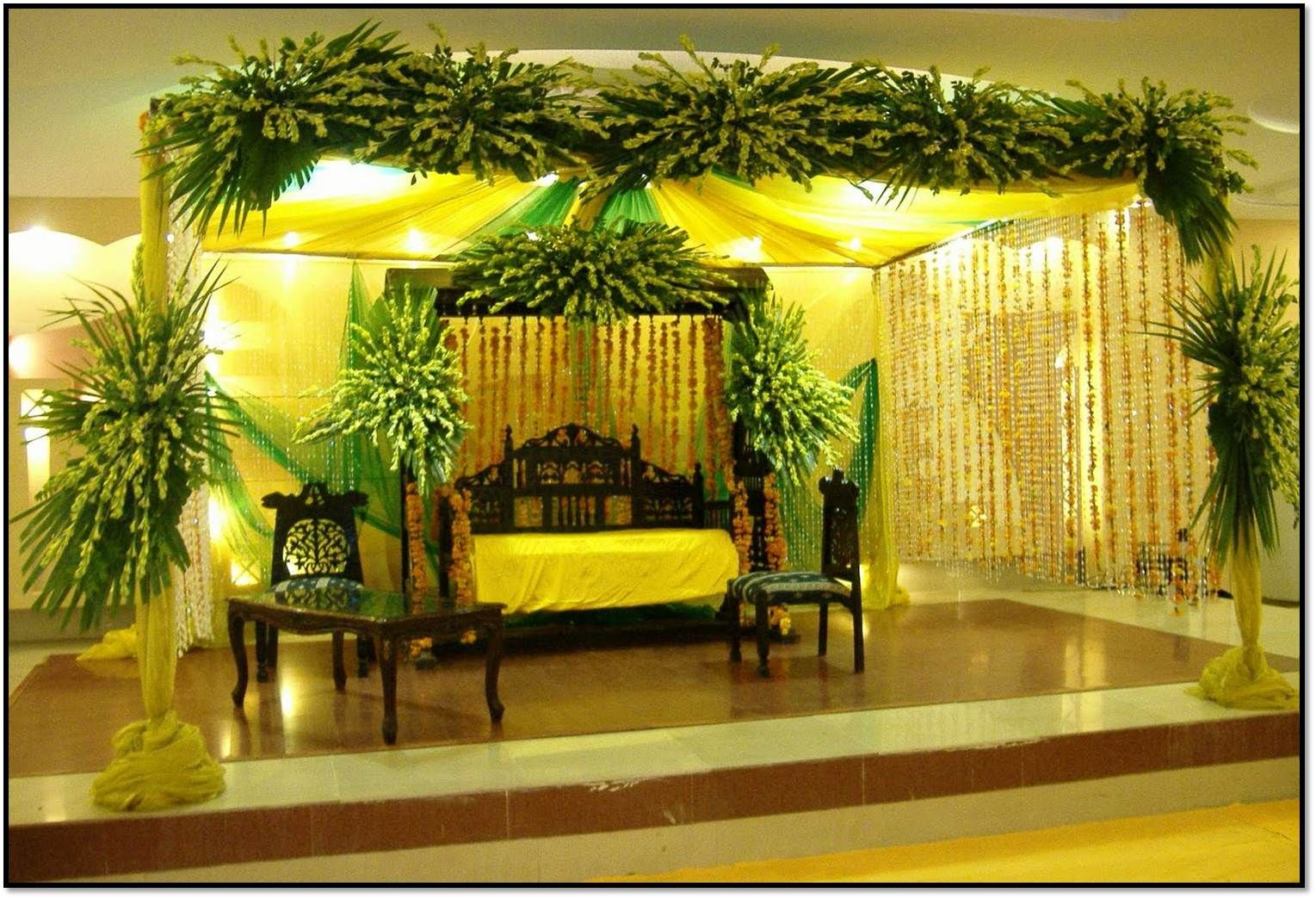 wedding themes | Decorations of church for wedding decorating ...