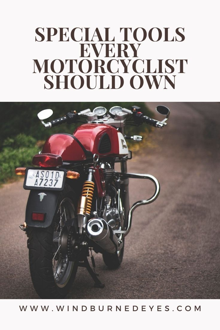 Special Tools Every Motorcyclist Should Own Dont go without these tools These are the special tools that every single motorcyclist should own no matter what they bike the...