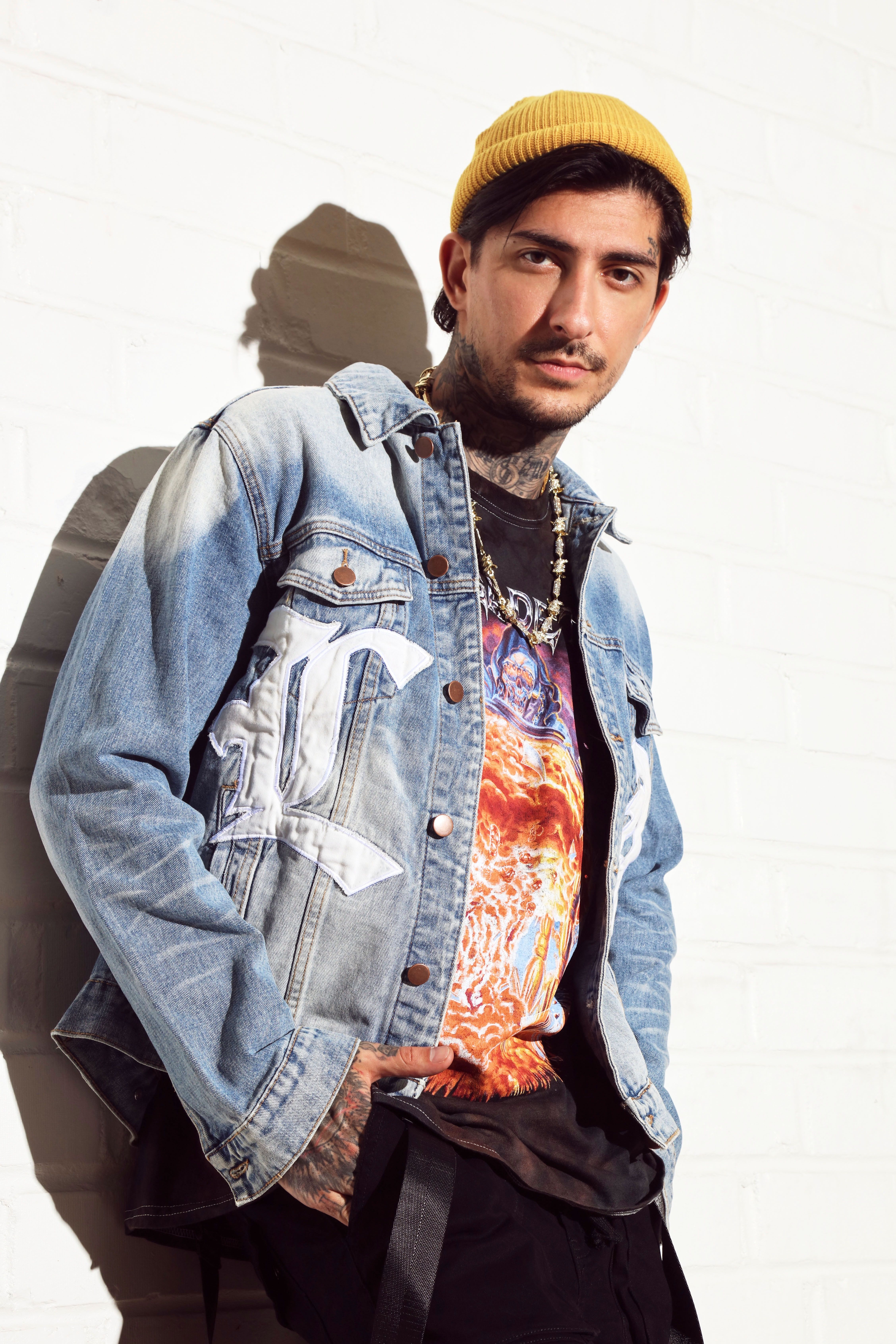 Fashion Nova Men I Jackets Classy Outfits Men Denim Jacket Outerwear Fashion [ 6768 x 4512 Pixel ]