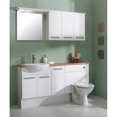 Seville Plinth Fitted Bathroom Furniture Bathroom Furniture Accessories Fitted Bathroom Furniture Fitted Bathroom Toilet And Sink Unit
