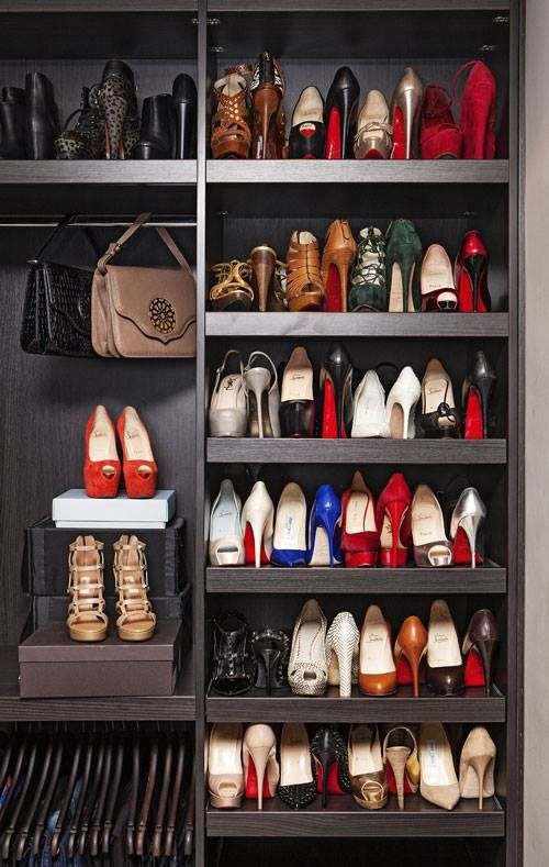 Needs - Shoe rack ASAP