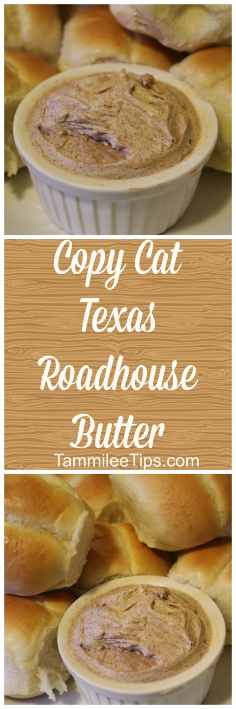 Copy Cat Texas RoadHouse Butter