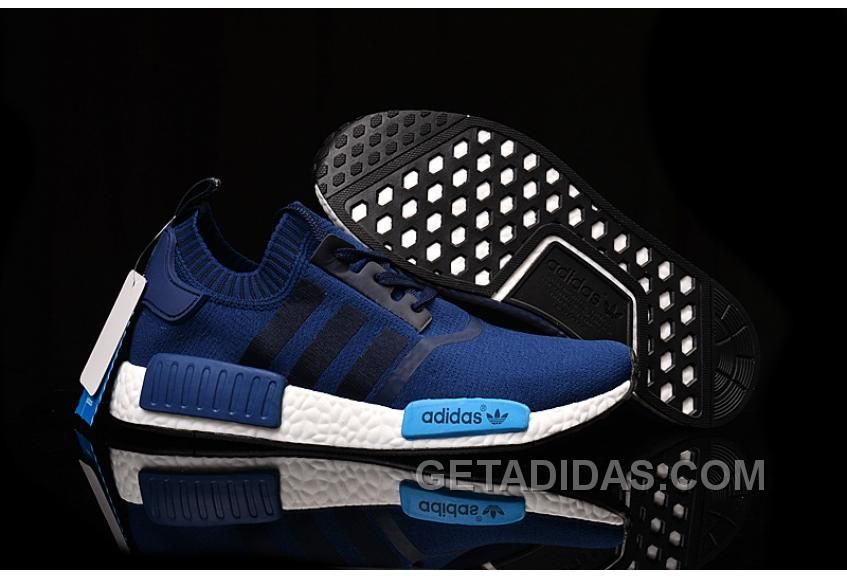 2019 的 ADIDAS NMD PK RUNNER DEEP BLUE