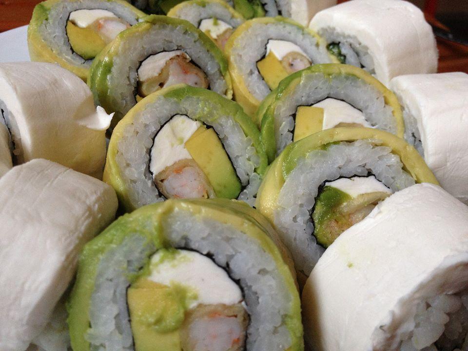 No-Hi Sushii Delivery