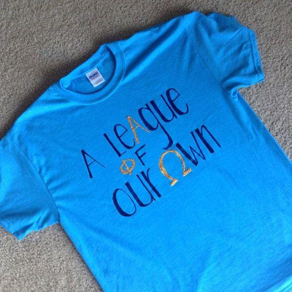 Handmade custom apparel alpha phi omega with glitter for Where to buy greek letter shirts