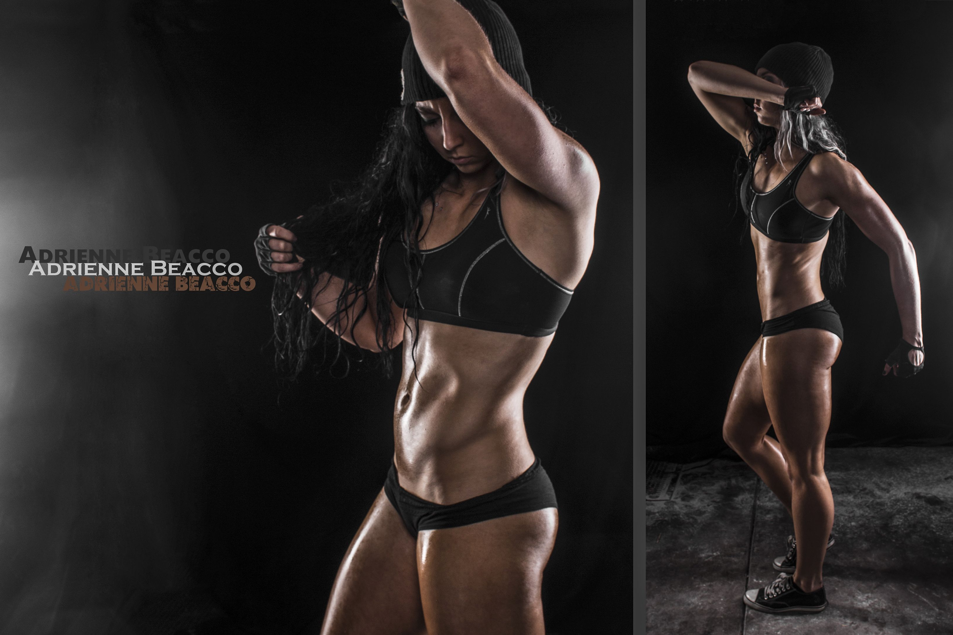 Adrienne Beacco Photography , fitness photography , weights ... for Bodybuilding Photography Lighting  110zmd