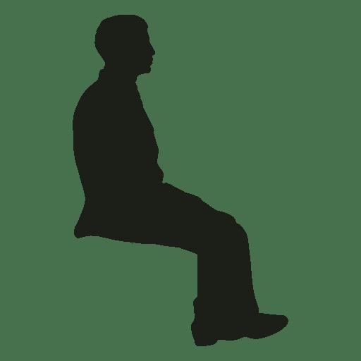 Man Sitting Silhouette Ad Affiliate Ad Silhouette Sitting Man Silhouette People Silhouette Silhouette Man