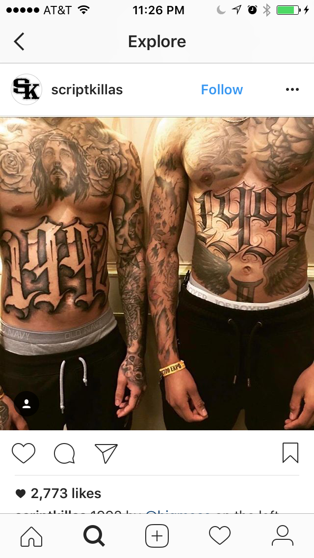 Gangster Stomach Tattoos : gangster, stomach, tattoos, Brian, Lozano, Tattoos, Torso, Tattoos,, Tattoo, Lettering, Styles,, Chicano