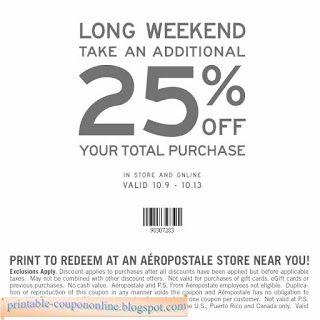 recipe: aeropostale coupon code september 2017 [3]