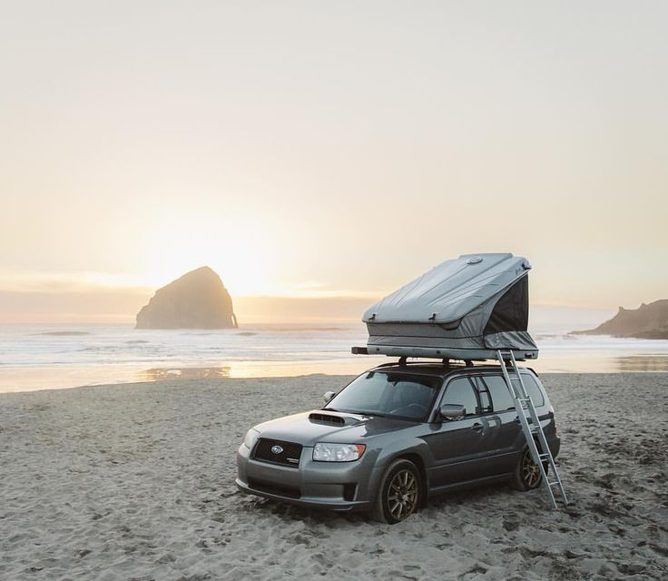 Pin by on Rooftop Tents Subaru forester