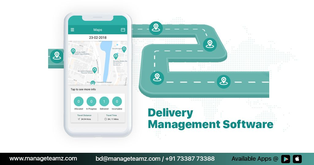 ManageTeamz supports all DeliveryBusiness models with