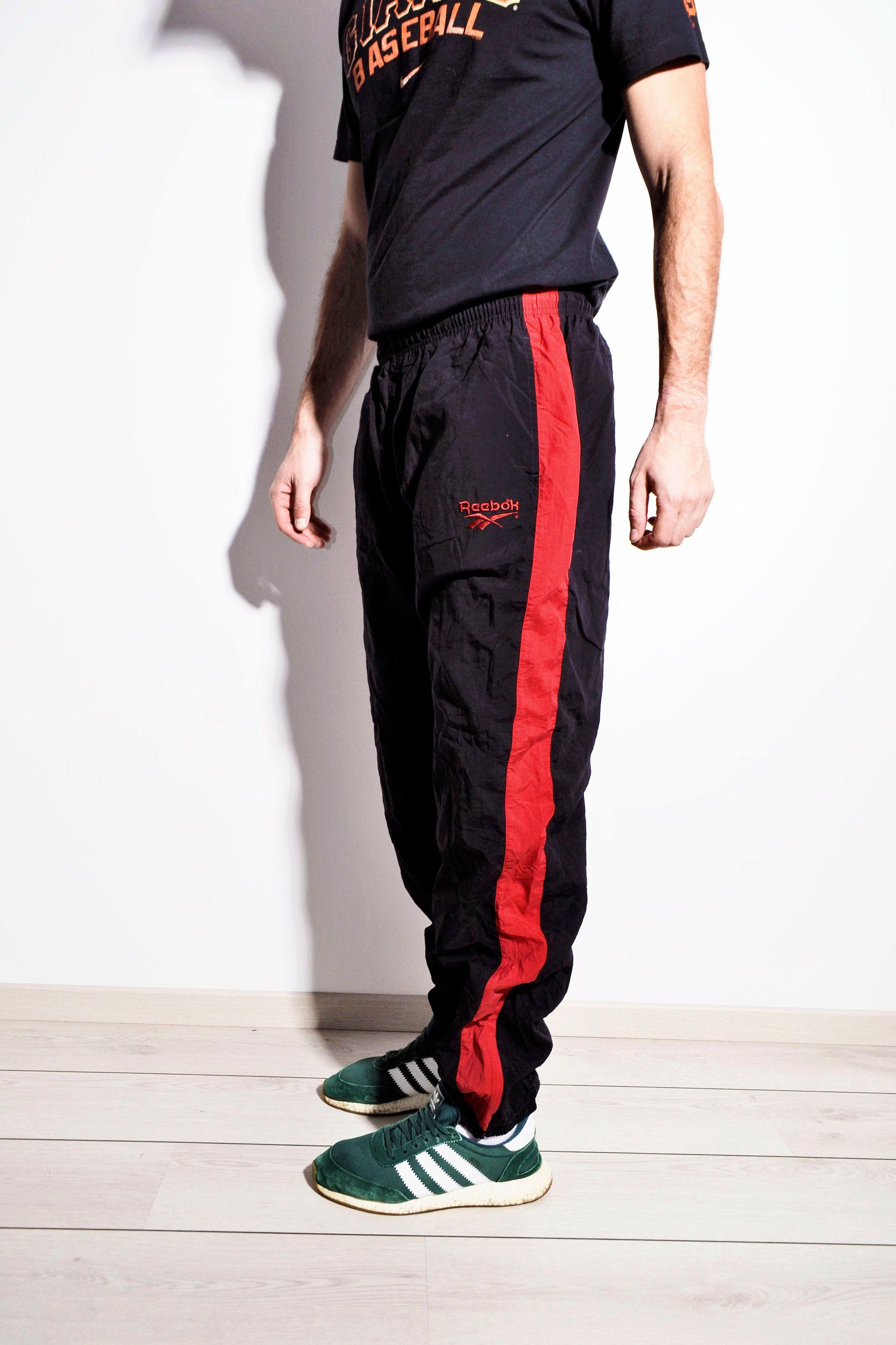 Reebok Track Pants Various sizes Black