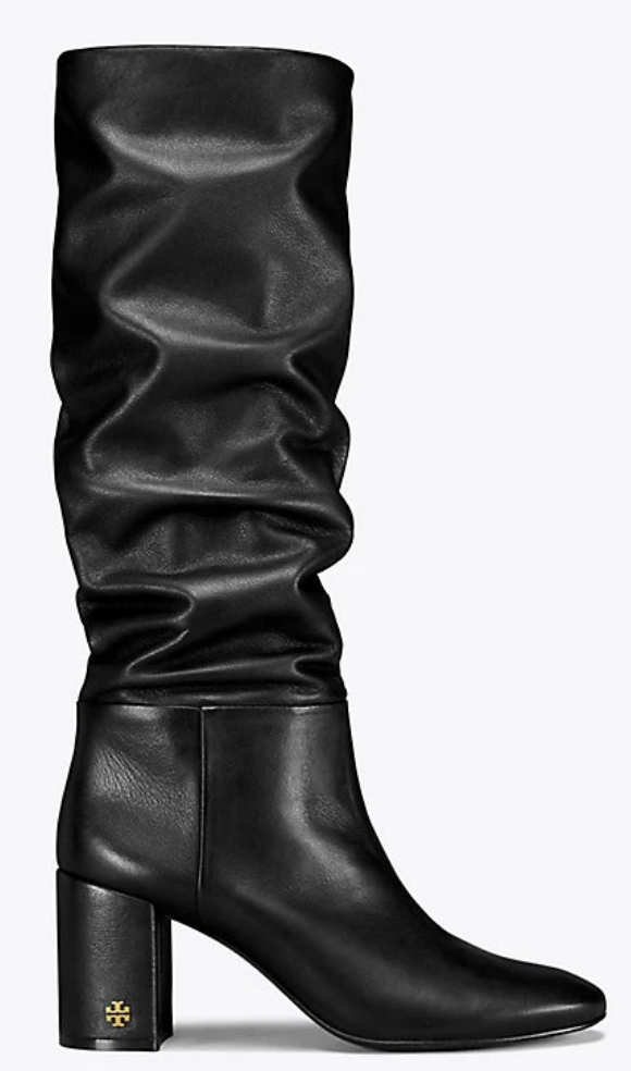 3ee01c42c Tory Burch BROOKE SLOUCHY BOOT in 2019   #InTheseShoes   Slouchy ...