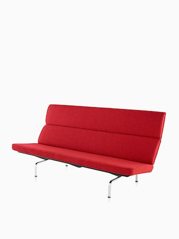 Magnificent Red Eames Sofa Compact Select To Go To The Eames Sofa Dailytribune Chair Design For Home Dailytribuneorg