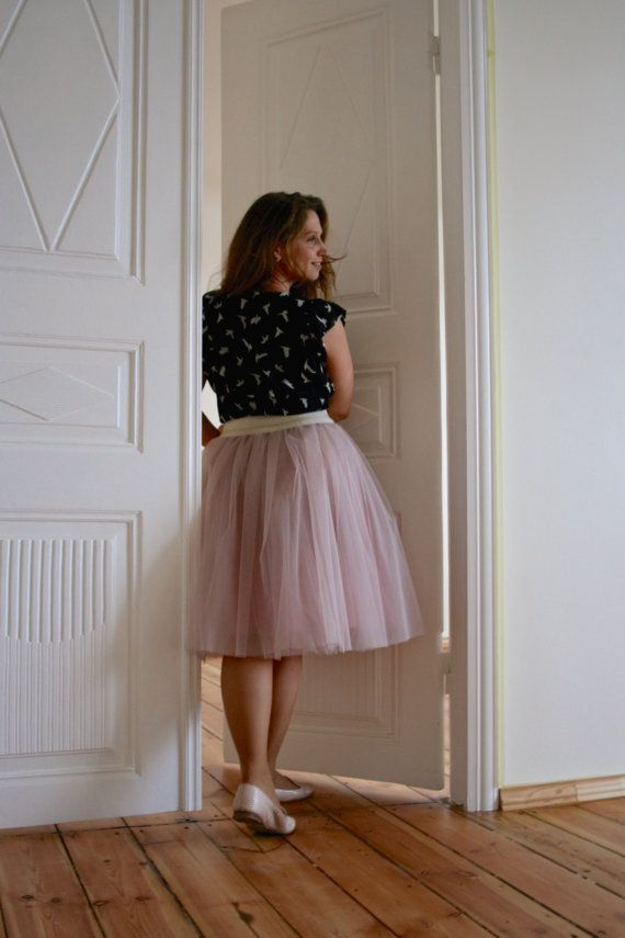 24de65bbbabb Plus size tulle skirt christmas outfit tea length by  MyJoLoDesign-$90.00+-Assorted Colors