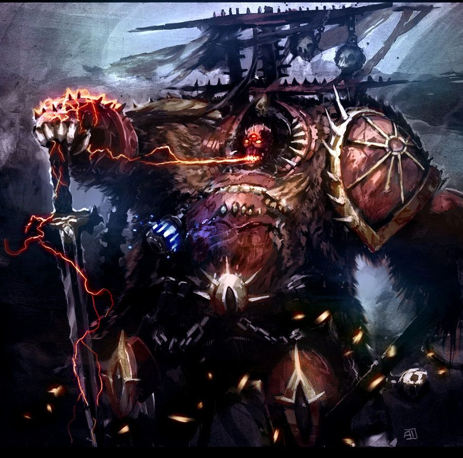 40k - Chaos Lord | WH40k - Chaos | Pinterest | Chaos lord ...
