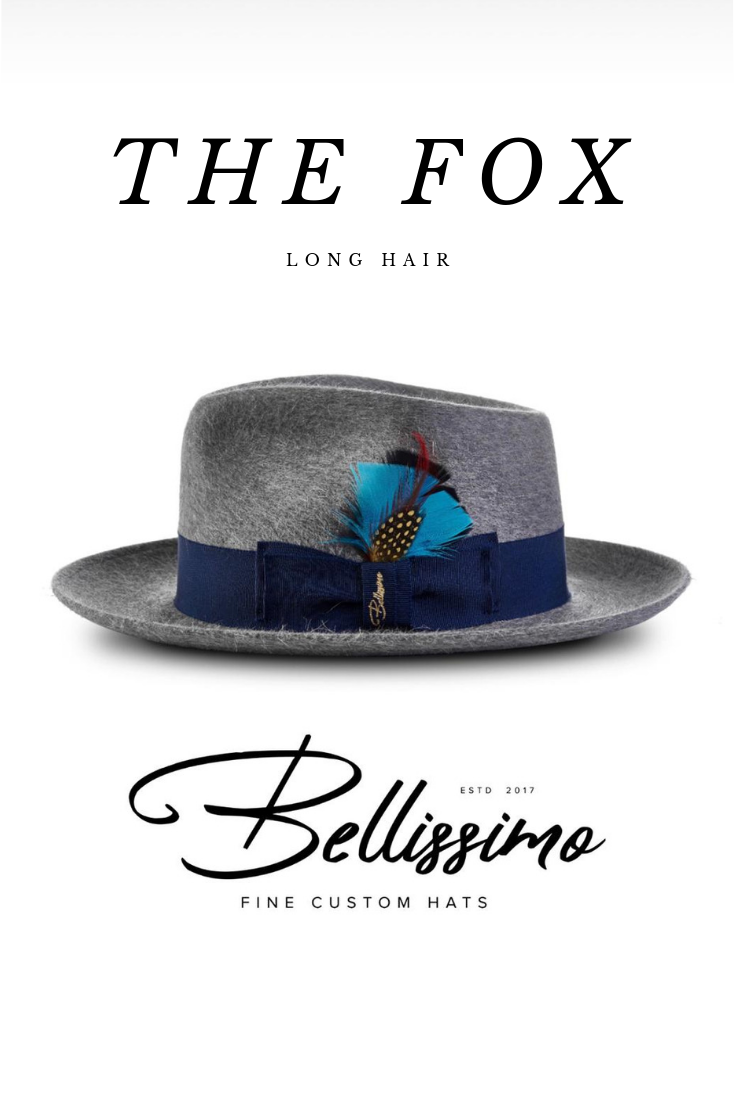 The Fox By Bellissimo Hats Grey Long Hair Hatstyles Mens Hats Fashion Mens Dress Hats Sneakers Men Fashion