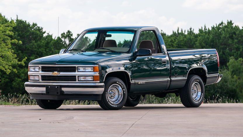 1995 Chevrolet C1500 Pickup F158 Dallas 2019 Chevy Trucks Chevrolet 1995 Chevy Silverado