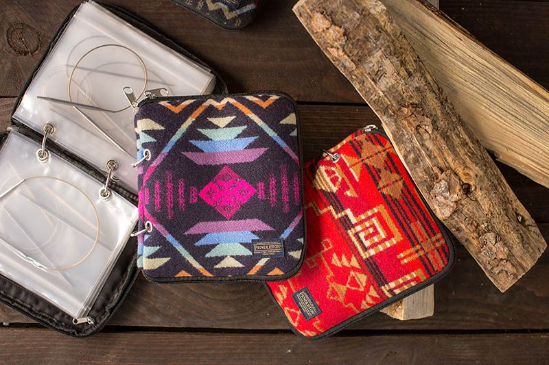 It's no secret: I am obsessed with Pendleton. When I moved to Colorado, I bought a Pendleton blanket and designed my entire apartment around said blanket.