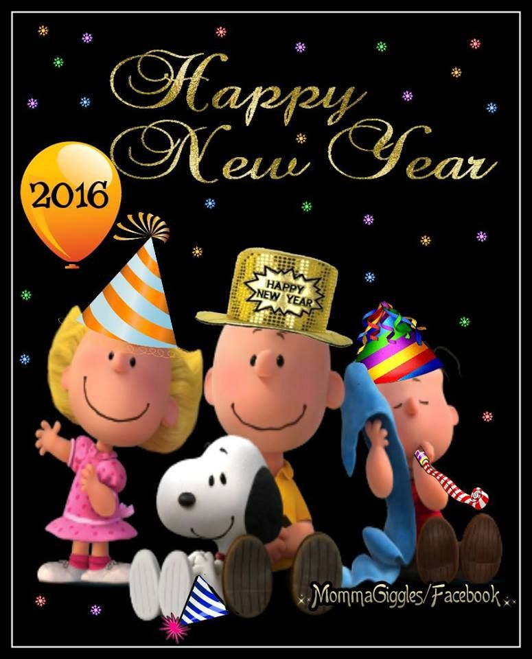 Facebook Snoopy Happy New Year Snoopy New Year Peanuts Party