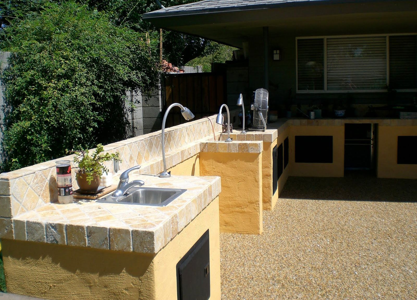 Best Outdoor Kitchen Countertop Material  Httpnavigatorspb Fascinating Outdoor Kitchen Countertops Decorating Design
