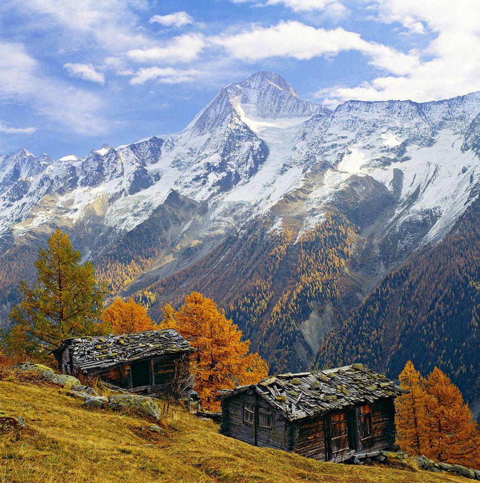 Loetschental Valley (Switzerland) 31 Breathtaking Photos Of Abandoned Locations