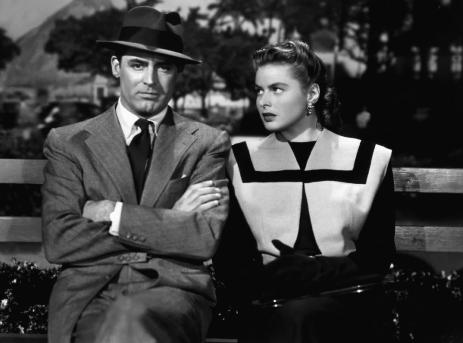 Notorious (1946) Alfred Hitchcock   Cary grant, Ingrid bergman, Alfred  hitchcock movies