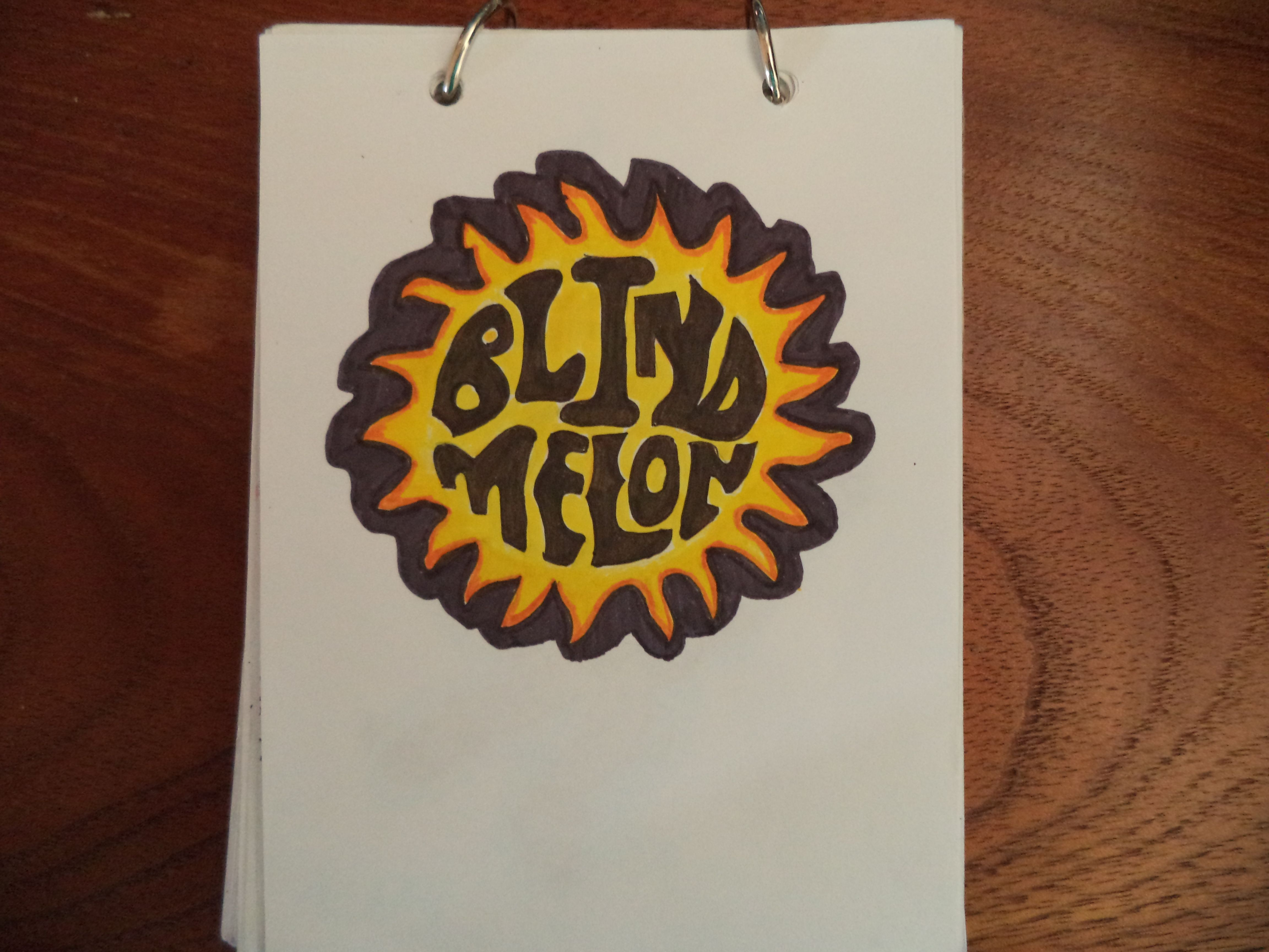 Blind melon logo