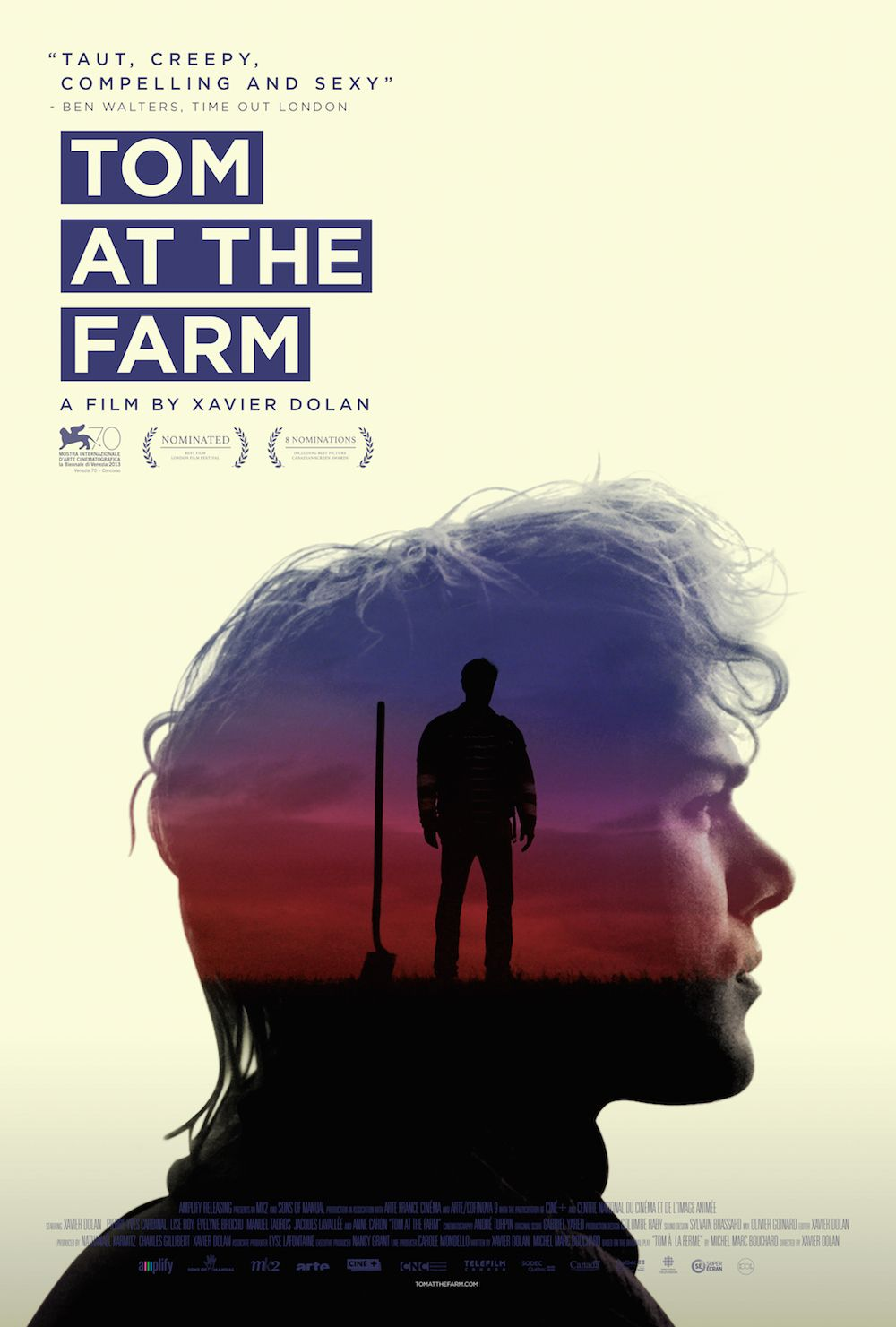 Movie Posters: Tom at the Farm