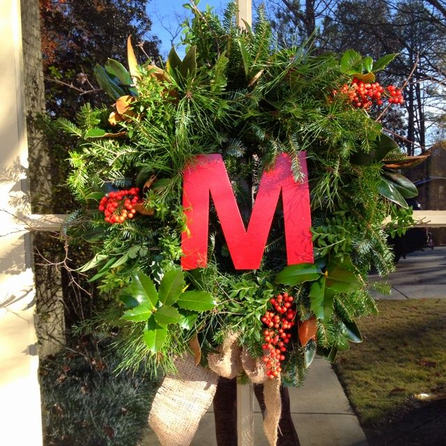 CHRISTMAS WREATH IDEAS Christmas wreath! Christmas Ideas