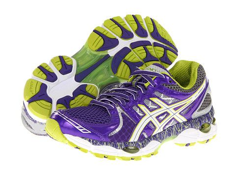 14 Edition Zappos Asics Gel Nimbus® Limited Purplelimecharcoal mwPynv08ON