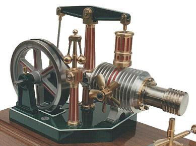 Beamer Stirling Cycle Beam Engine Stirling Engine Stirling