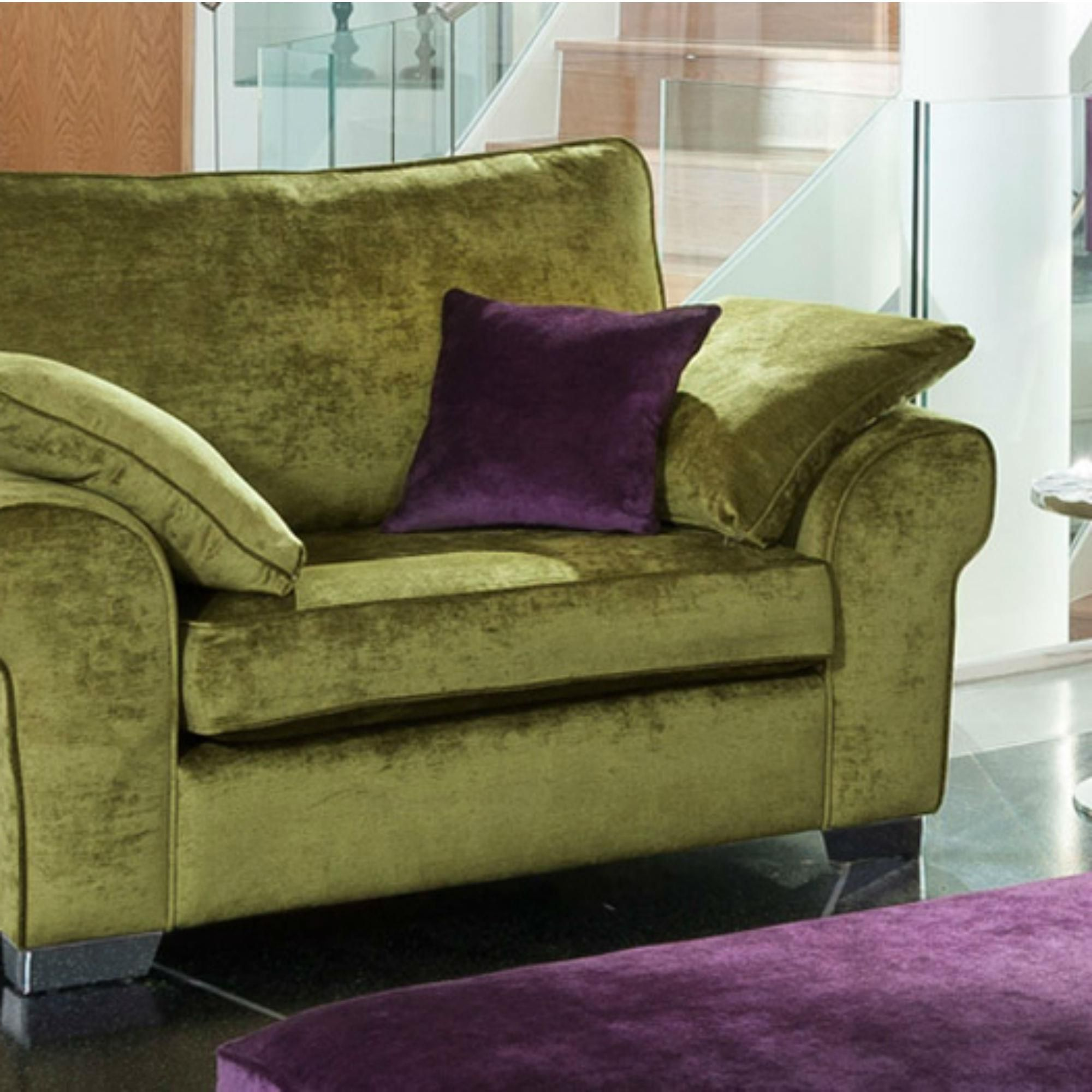 Chiltern Snuggler Chair From Queenstreet Carpets