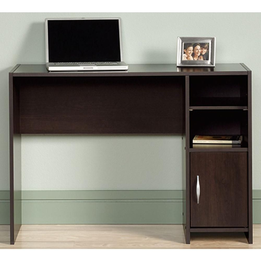 Sauder Beginnings Corner Computer Desk Cinnamon Cherry Organization Ideas For Small Check More At