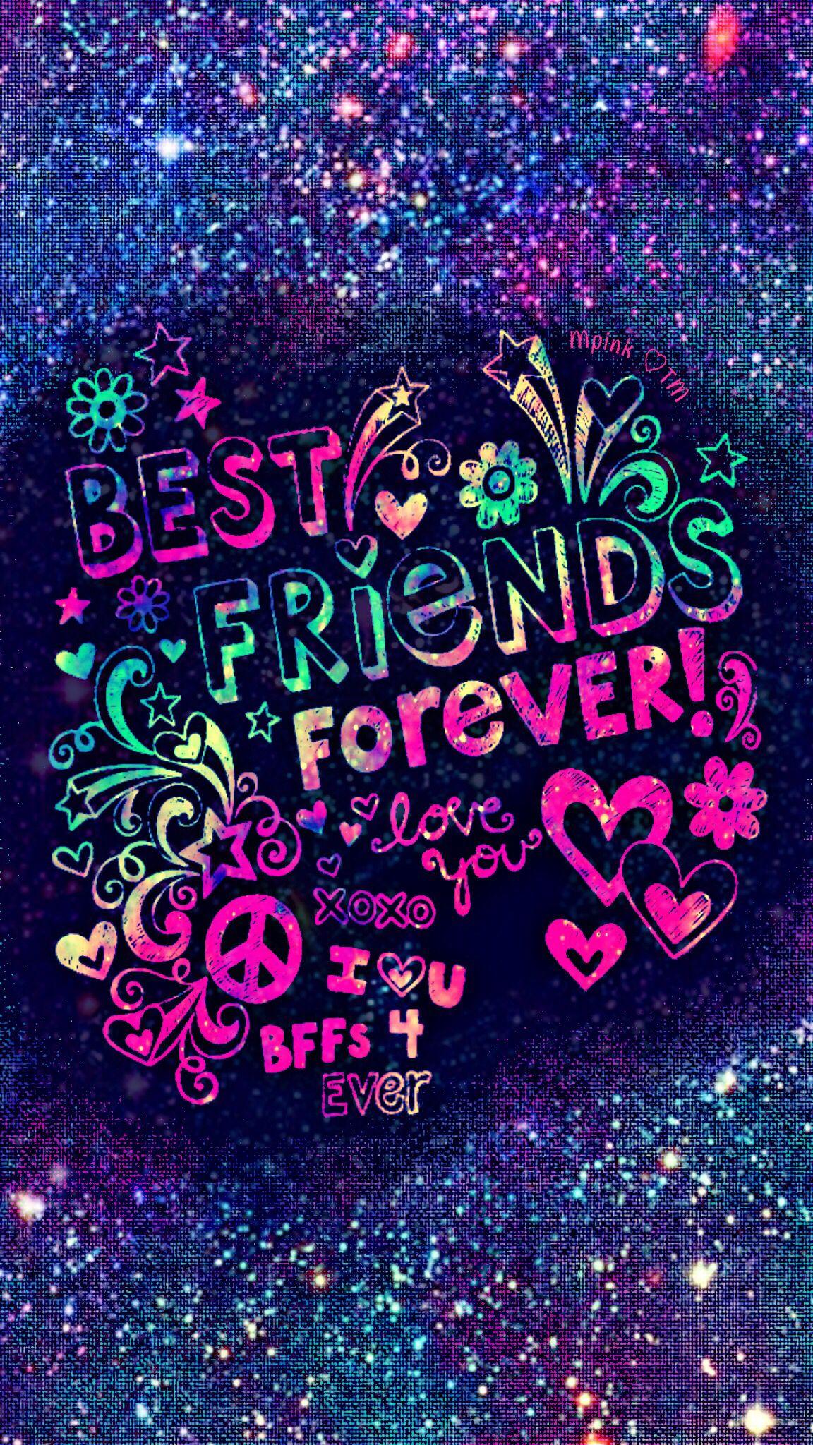 Pin By Nagin Jan On R૨yettყ Wคℓℓเyeઽ Best Friends Forever Images Best Friend Wallpaper Friends Wallpaper