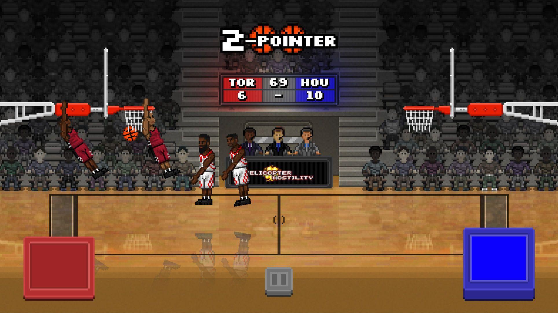 Bouncy Basketball SportsGamesiosAction Basketball