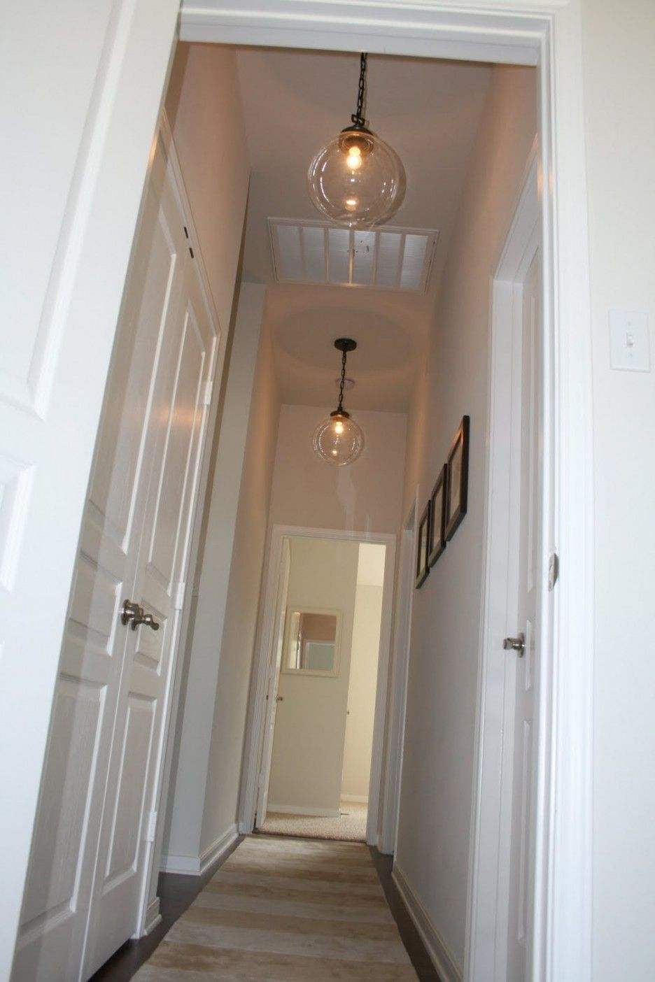 Lighting Mesmerizing Design Ideas Of Narrow Hallway Lighting