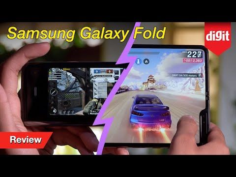 Tested! Samsung Galaxy Fold Review