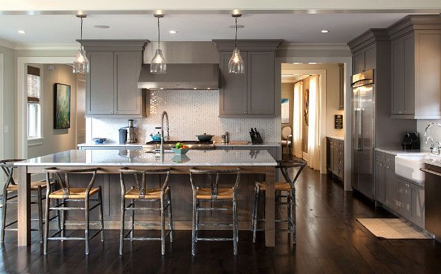 Charcoal Kitchen Charcoal Gray Kitchen Paint Color