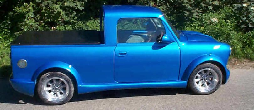 The Pick Up Van Estate Kit Is Only Available From Autofashion
