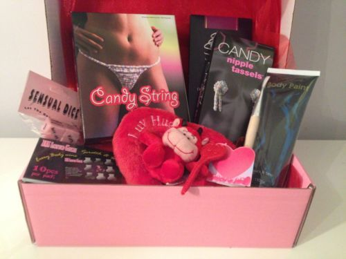 Valentines Luxury Womans Hamper Gift Box Birthday Gifts For Her