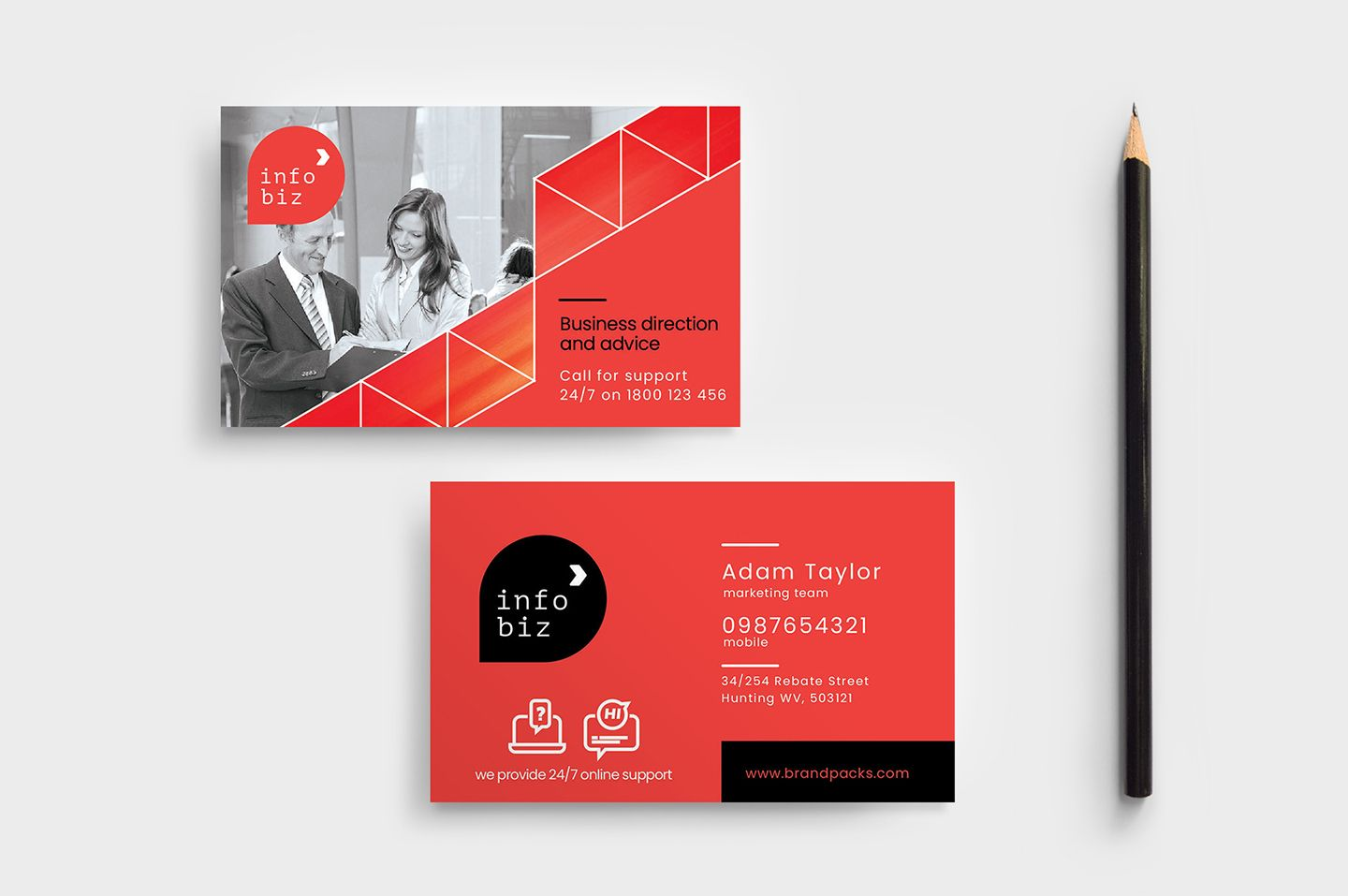 The Extraordinary 025 Business Card Template Ai Incredible Ideas File Free For Adobe In 2020 Business Card Template Psd Simple Business Cards Free Business Card Design