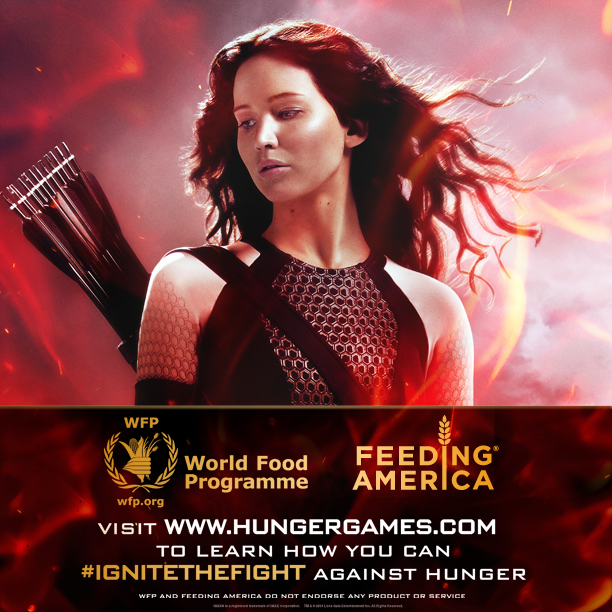 Warriors Imagine Dragons Hunger Games: World Food Programme And @Ron S Young America Are Teaming