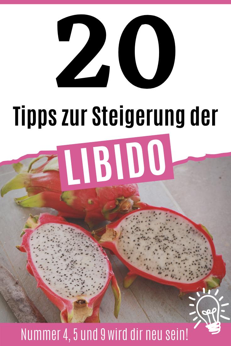 Pin auf Libido steigern | Sexuelle Lust erhöhen