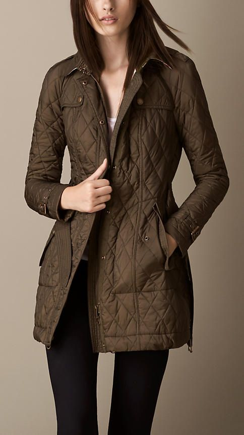 Quilted Jackets Puffers For Women Womens Quilted Jacket