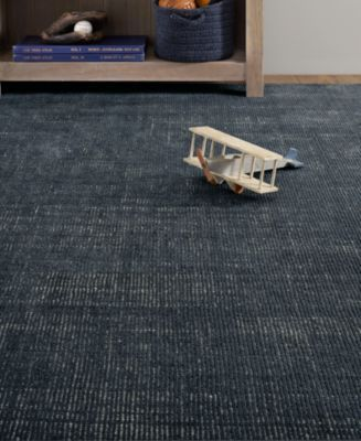 rh baby & child's distressed wool rug:masterfully handcrafted