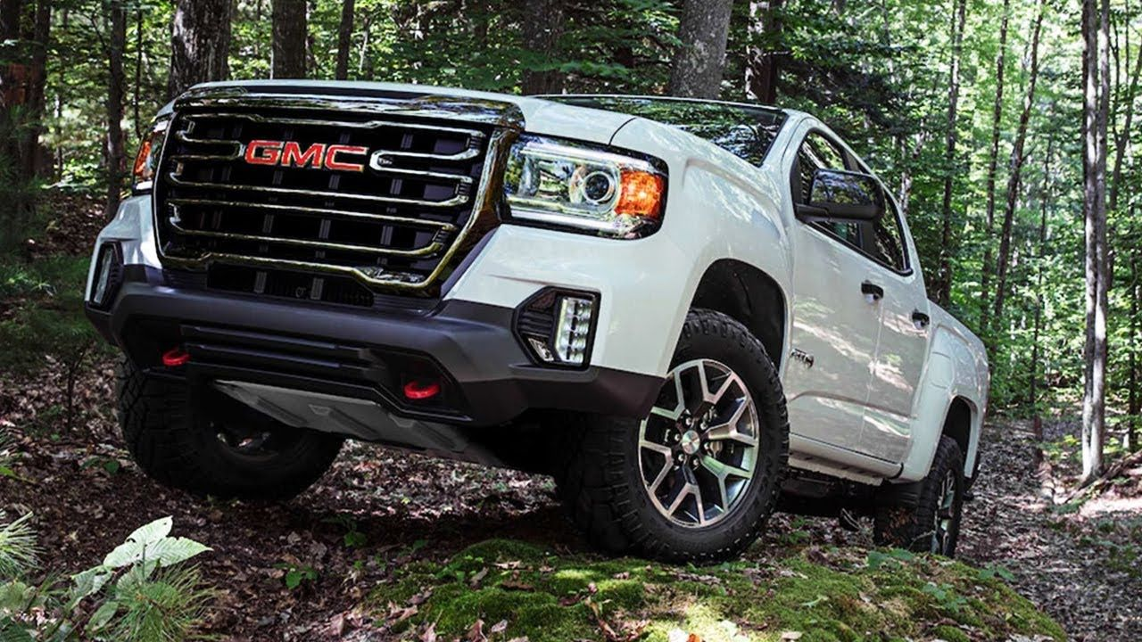 2021 Gmc Canyon At4 Reveal Interior Exterior Drive