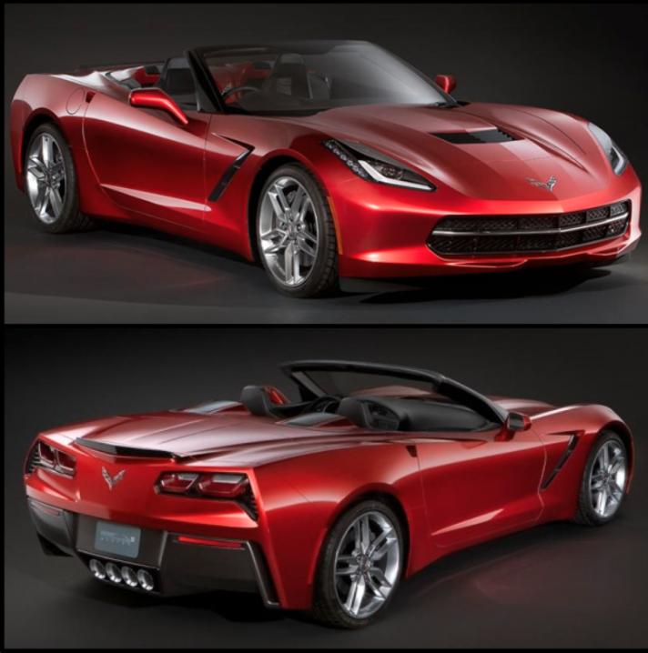 First Drive: The C7 Corvette Convertible