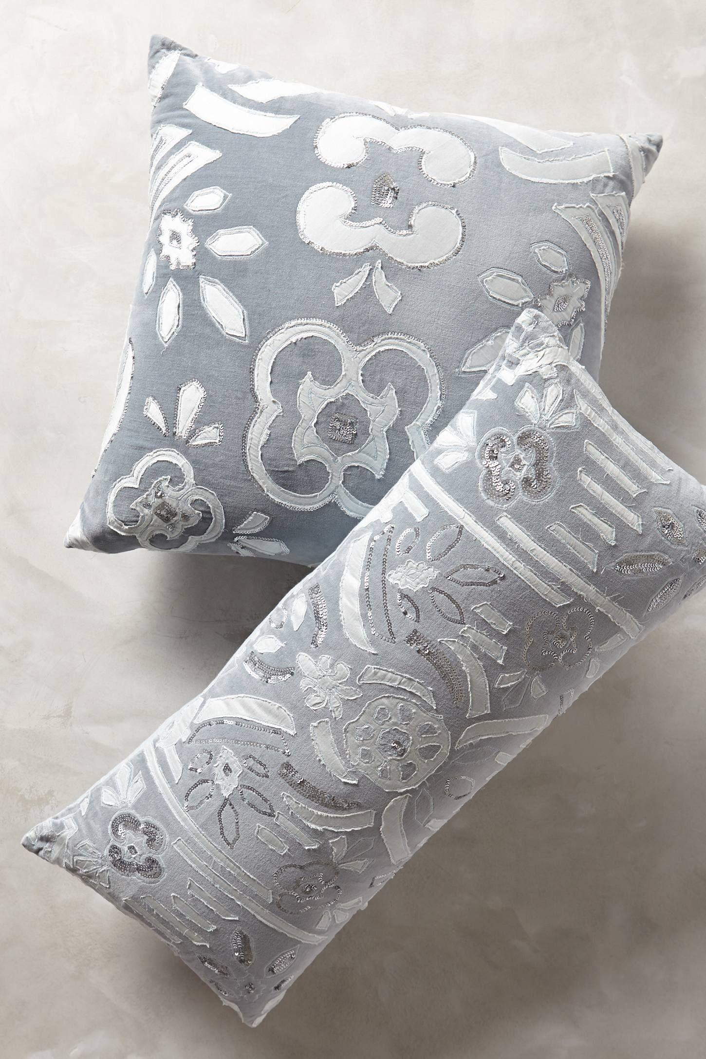 Ayar Throw Pillow - anthropologie.com